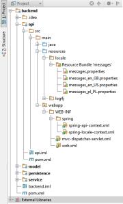 Spring REST API